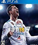 【PS4】FIFA18体験版が配信開始。プレイしてみた感想、評価のまとめ