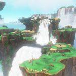 「スーパーマリオ オデッセイ」感想と序盤攻略。第2回:滝の国ダイナフォーでワンワンと遊ぼう!