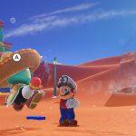 「スーパーマリオ オデッセイ」感想と序盤攻略。第3回:砂漠の国アッチーニャは寒さに注意?