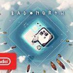 【Switch】「Bad North」レビュー。バイキングから小島を守れ!タワーディフェンス型のシミュレーションゲーム【紹介と感想】